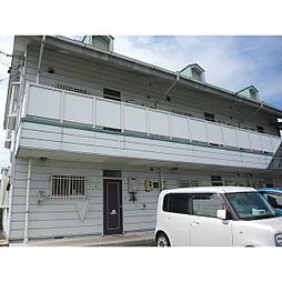 小林コーポハミング1[2階]の外観