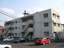 グリーンハイツ横田[2階]の外観