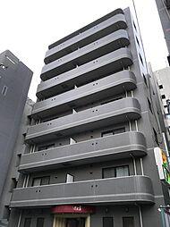 メイフェアハウス三田[503号室]の外観