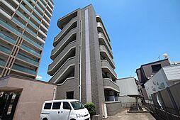 愛知県名古屋市中川区高畑2の賃貸マンションの外観