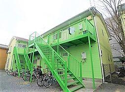 埼玉県春日部市備後西5丁目の賃貸マンションの外観