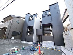愛知県名古屋市西区天塚町4丁目の賃貸アパートの外観