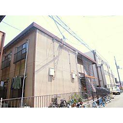 大阪府寝屋川市緑町の賃貸アパートの外観