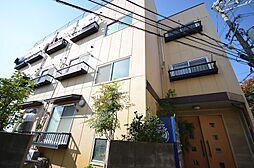 大阪府吹田市幸町の賃貸マンションの外観