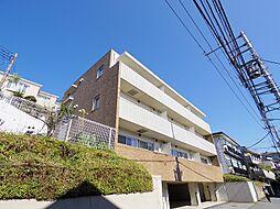 陽光台マンション[1階]の外観