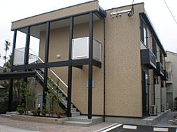 宮崎県宮崎市清水1丁目の賃貸アパートの外観