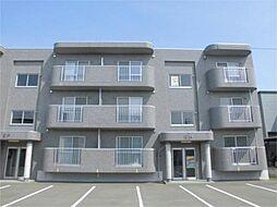 北海道札幌市北区屯田三条2丁目の賃貸マンションの外観