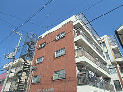 大阪府大阪市住之江区北加賀屋1丁目の賃貸マンションの外観