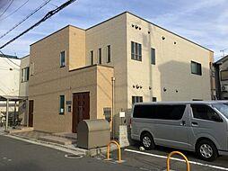 大阪府東大阪市横沼町3丁目の賃貸マンションの外観