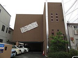 大阪府茨木市庄1の賃貸マンションの外観