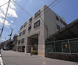 京都府京都市中京区六角猪熊町の賃貸マンションの外観
