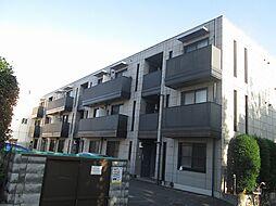 東京都世田谷区上用賀5丁目の賃貸マンションの外観