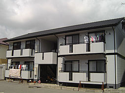 セジュール加美 C棟[201号室]の外観