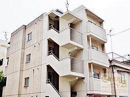 コーポ田中[2階]の外観