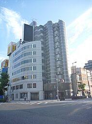 大阪府大阪市天王寺区逢阪2丁目の賃貸マンションの外観