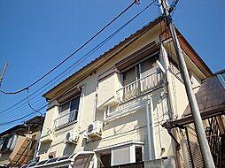 佐藤アパート[206号室]の外観