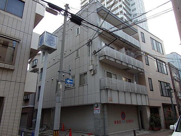 新井マンション[502号室]の外観