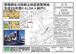 JR東海道本線 豊橋駅 バス15分 牟呂学校前下車 徒歩14分 4SLDKの間取り