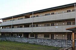 西田マンション[2-B号室]の外観