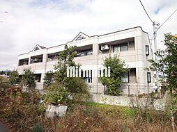 静岡県御殿場市西田中の賃貸アパートの外観