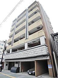 京都府京都市東山区五条橋東の賃貸マンションの外観