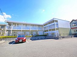近鉄奈良線 近鉄奈良駅 バス9分 萩ヶ丘町下車 徒歩2分の賃貸アパート