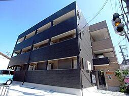 コンフォルト忍ケ丘[101号室]の外観