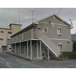 静岡県浜松市西区入野町の賃貸アパートの外観