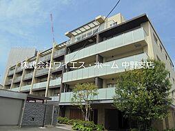 JR総武線 東中野駅 徒歩4分の賃貸マンション