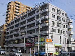 第15上野ビル[4階]の外観