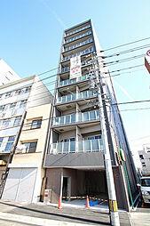 広島県広島市南区猿猴橋町の賃貸マンションの外観