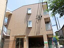 プラスコート西豊川[2階]の外観