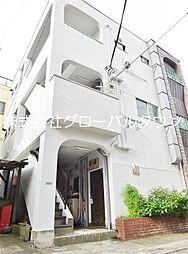 東京都足立区梅田6丁目の賃貸マンションの外観