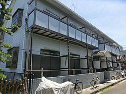 埼玉県さいたま市南区辻2丁目の賃貸アパートの外観