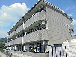 長野県長野市大字若槻東条の賃貸アパートの外観