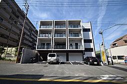パインテールKII城南[4階]の外観