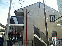 アンビション弐番館[1階]の外観