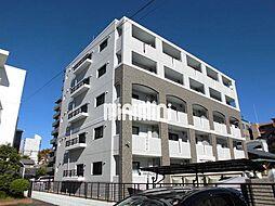 パールコート中田[3階]の外観