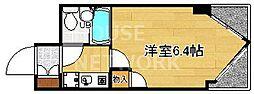 ライオンズマンション京都三条第3[502号室号室]の間取り
