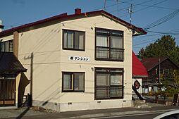寿マンション[5号室]の外観