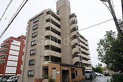 鶴見緑地道端マンション[1階]の外観