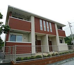 福岡県北九州市八幡西区下畑町の賃貸アパートの外観