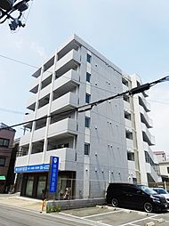 大阪府大阪市東淀川区菅原5の賃貸マンションの外観