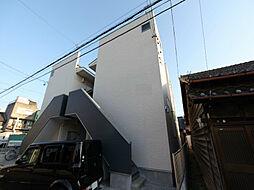 愛知県名古屋市中村区松原町4丁目の賃貸アパートの外観