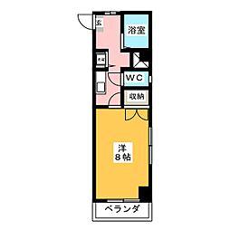 田代Part10[2階]の間取り