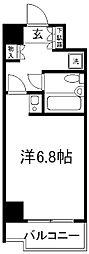 藤和シティコア神戸中道の間取り