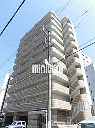 ノヴェル新栄[2階]の外観