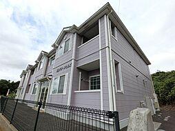 千葉県成田市船形の賃貸アパートの外観