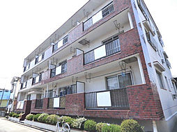 サンハイツ福田[2階]の外観