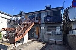 大阪府羽曳野市古市4丁目の賃貸アパートの外観